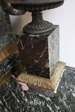 Garniture à Décor De Bacchus Epoque XIXème Siècle