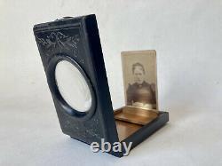 Graphoscope Visionneuse Monocle Optique Photographie Napoléon III Époque XIXème