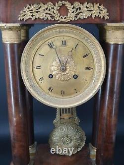 Horloge Ancienne époque EMPIRE XIX ème s