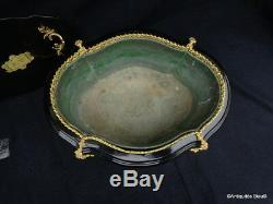 Jardinière avec bouchon et zinc en Marqueterie Boulle XIXème Epoque Napoléon III