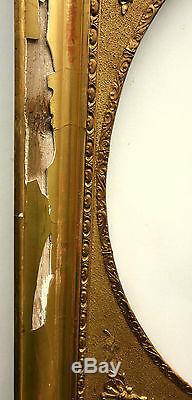 N° 245 CADRE Epoque XIXème doré pour chassis 62 x 51 cm