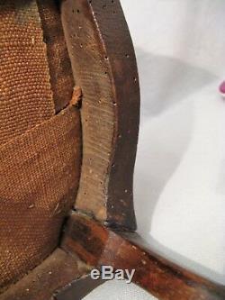 Repose pieds de style Louis XV époque XIX ème siècle