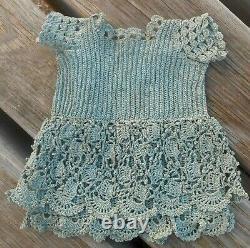 Superbe robe BB Bru Jumeau Steiner époque XIXème