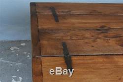 Table de ferme en merisier d'époque XIXème