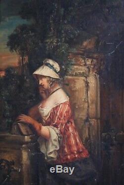 Tableau Epoque XIXème N Diaz De La Pena