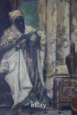 Tableau Orientaliste Epoque XIXème