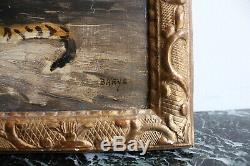 Tigre de Antoine Louis Barye Epoque XIXème