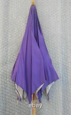 Très belle ombrelle d'enfant d'époque fin XIXème